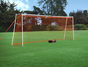 Best Soccer Goals For the Backyard 2018: GOLME PRO Training Soccer Goal - Full Size Ultra Portable Soccer Net