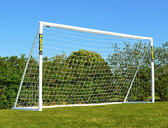Best Soccer Goals for the Backyard 2018: Net World Sports FORZA Soccer Goal