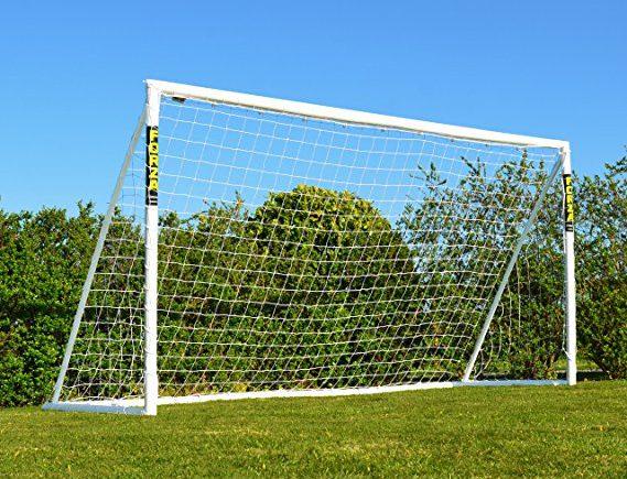 Best Soccer Goals for the Backyard 2018: Net World Sports FORZA Soccer Goal
