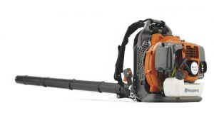 Best Gas Powered Leaf Blowers 2020: Husqvarna 965877502 350BT 1.6 kW 50.2 cc 7500 rpm 180 MPH Backpack Leaf Blower with 2.1 HP X-Torq engine
