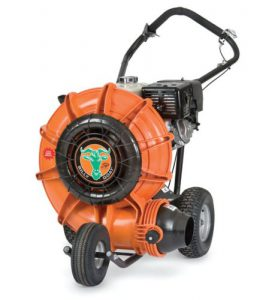 Best Gas Powered Leaf Blowers: Billy Goat F1302SPH Self-Propelled Force Blower with 393 cc Honda GX Engine