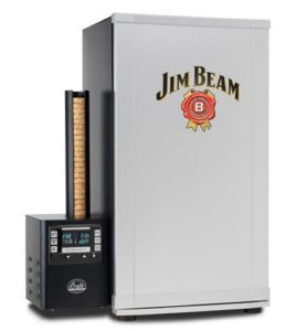 Best Digital Electric Smokers 2020: Bradley Smoker Jim Beam BTDS76JB 4-Rack Digital Outdoor Smoker