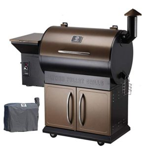 Digital Electric Smokers: Z Grills Wood Pellet Grill and Smoker
