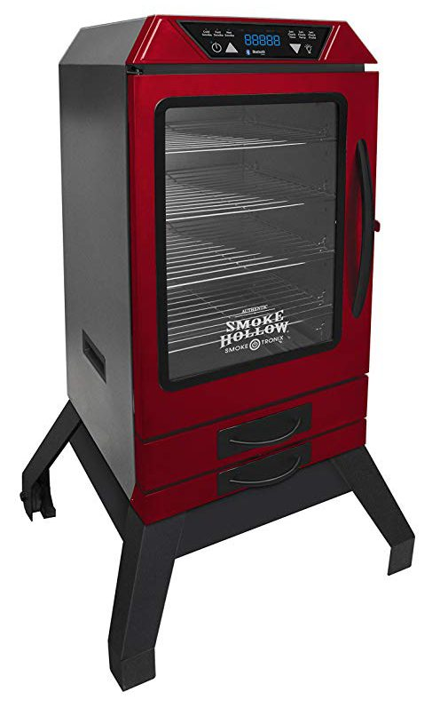 Smoke Hollow Digital Electric Smoker Best Backyard Gear
