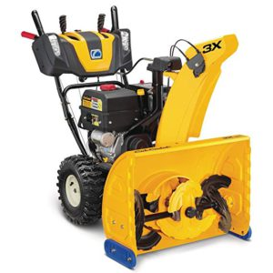 Cub Cadet 3x Snow Blower: Best Snow Blowers For Heavy, Wet Snow