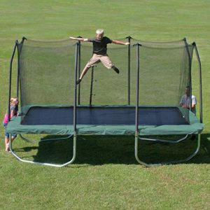 Best Trampolines for gymnastics: Summit 14' Rectangle