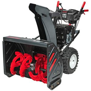 Best Snow Blowers For Gravel Driveways: Troy-Bilt Arctic Storm 30XP 357cc Electric Start 30-Inch Two-Stage Gas Snow Thrower