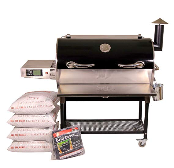 Rec Tec RT-700 Wood Pellet Grill Review
