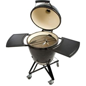 Best Kamado Grills 2019: Primo Grills and Smokers 773 All-in-One Kamado Round Grill