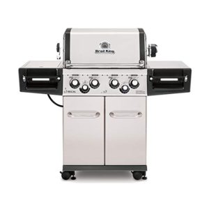 Best 4 Burner Propane Gas Grills 2020: Broil King Regal S490 Pro- Stainless Steel - 4 Burner Propane Gas Grill