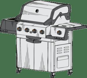 Best 4 burner propane grills 2019