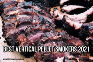 best vertical pellet smokers 2021