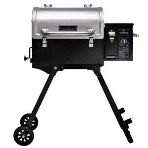 Best Small Pellet Grills: Camp Chef Pursuit