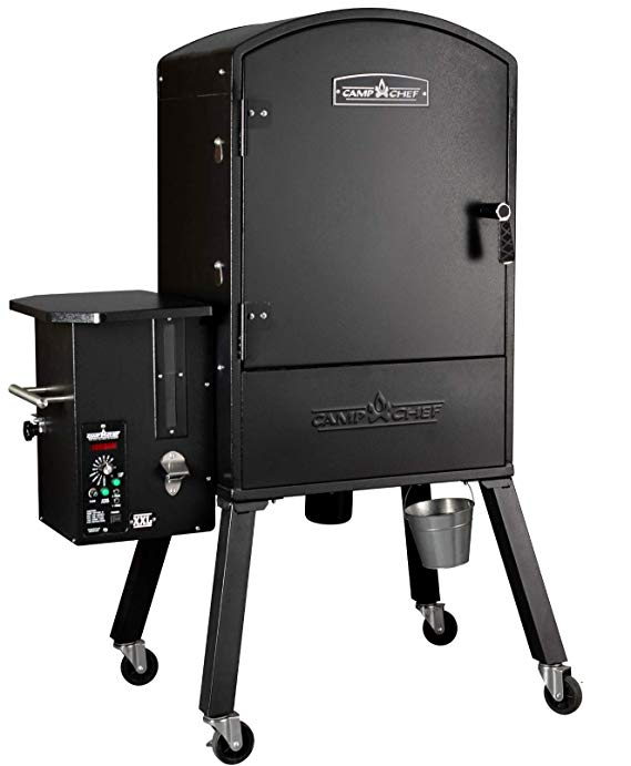Camp Chef Vertical Pellet Smoker: Best Vertical Wood Pellet Smokers 2019
