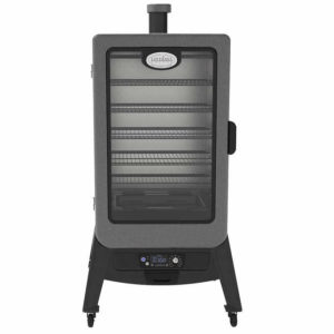 louisiana pellet smoker, vertical