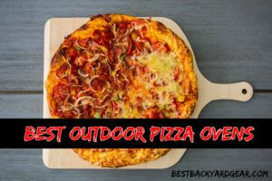 Best Outdoor Pizza Oven Reviews