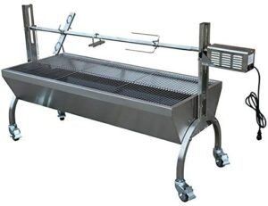 Titan Great Outdoors Rotisserie Grill
